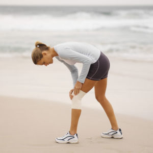ginocchio-spiaggia